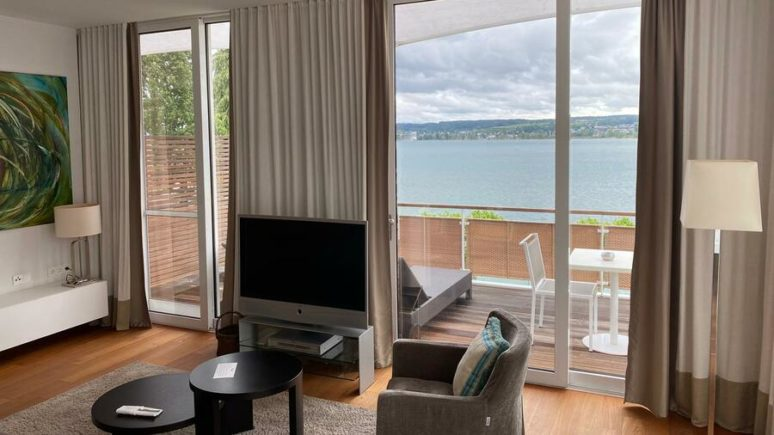 Wo Understatement zum Konzept gehört: Hotel Riva Konstanz