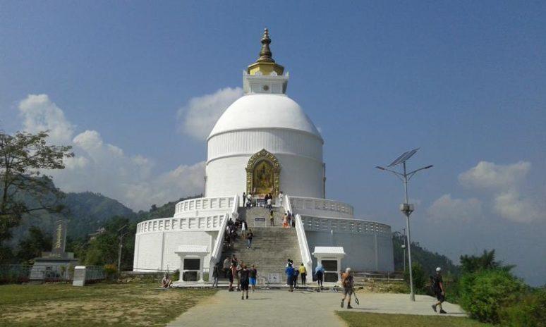 Tushita Heaven, Kathmandu: Zu Besuch bei Nepals Mandala-Meister