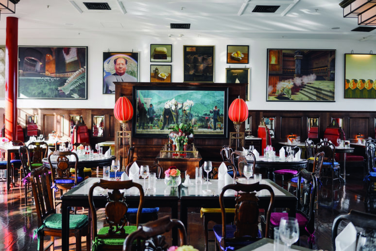 China Club Berlin: Glamouröses Networking in der Concubine-Suite