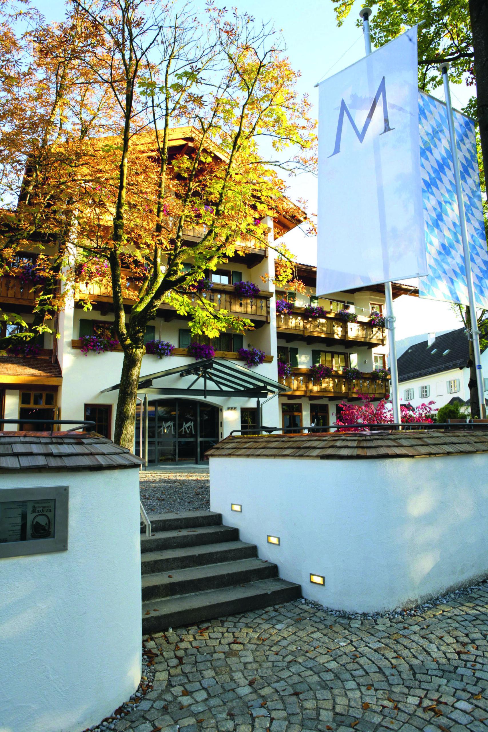 Entschleunigung mit Bergblick - 3 städtische Hideaways für einen goldenen Herbst