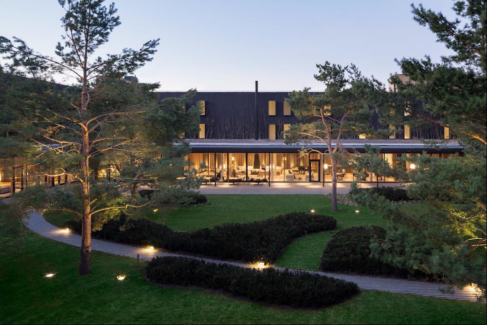 Am Tegernsee stehen und entstehen deutsche Luxus-Resorts der Zukunft