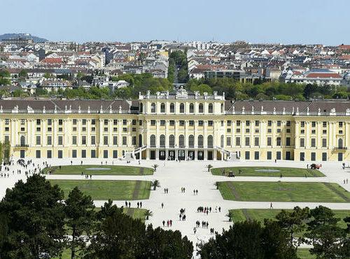 Schloss Schönbrunn. Foto: dpa