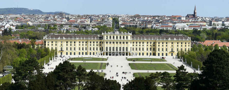 Wien & Salzburg